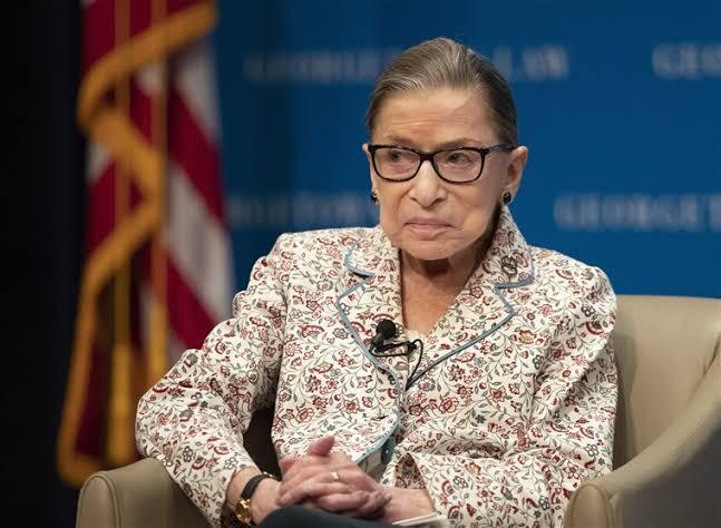 El dilema de la Suprema Corte de Justicia de los EEUU con la ausencia de Ruth Bader