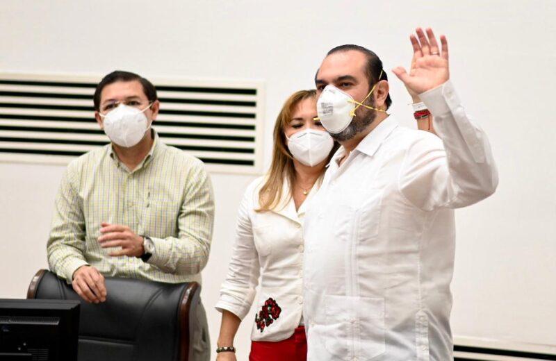 Felipe Cervera dice no descartarse para una posible candidatura