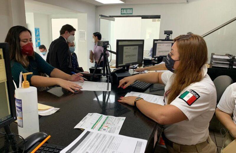Casi medio millón de centroamericanos acreditan estancia legal en México. Repatriación de guatemalteca