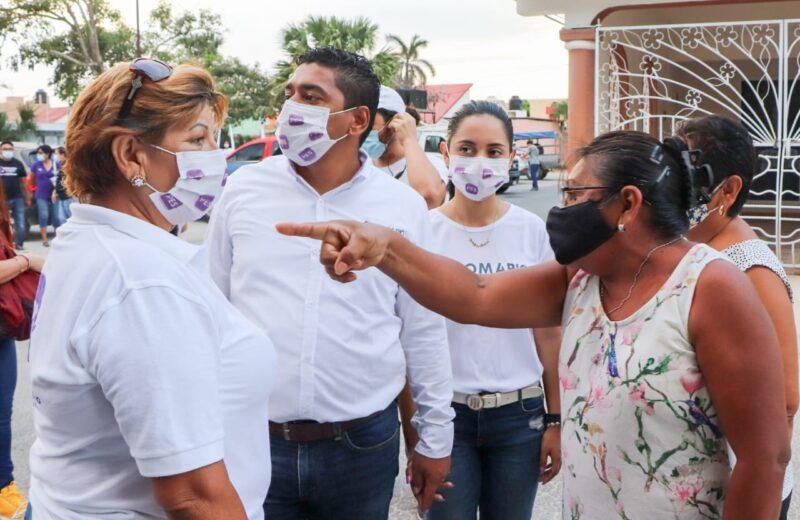 Tres años para ganar o perder la confianza de la gente: Romario García