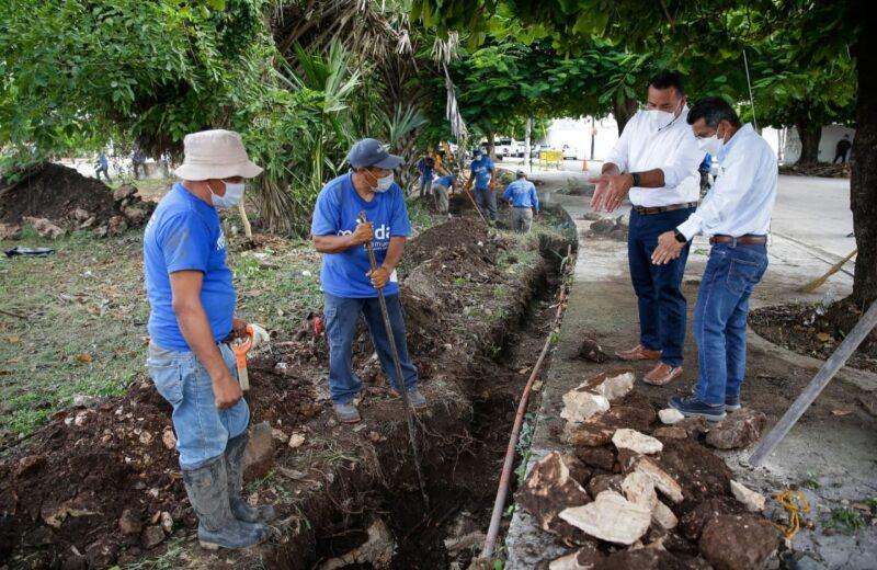 Mérida mejorará drenaje pluvial
