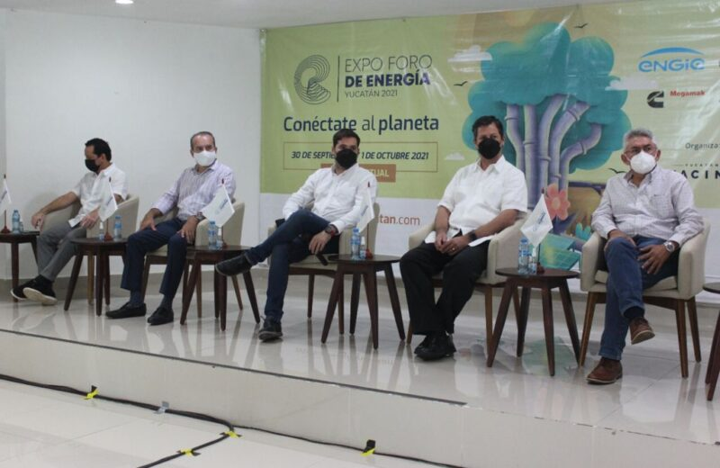 Expo Foro Energía Yucatán, espacio para la búsqueda de nuevas alternativas