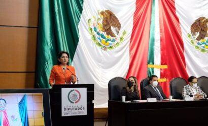 Ha fallado la estrategia de militarizar la seguridad pública: Ivonne Ortega
