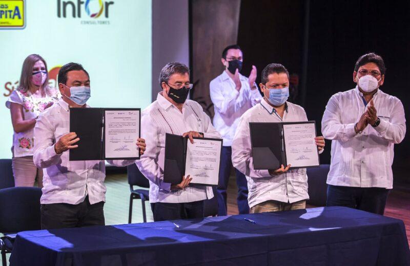 Reforzarán habilidades educativas en empresas yucatecas