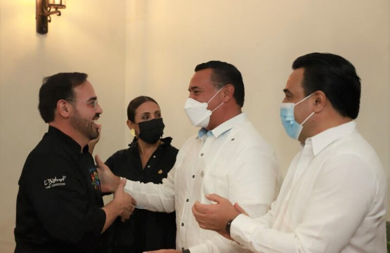 """Mérida, """"Ciudad Creativa"""" promueve el sabor yucateco fuera de la entidad"""