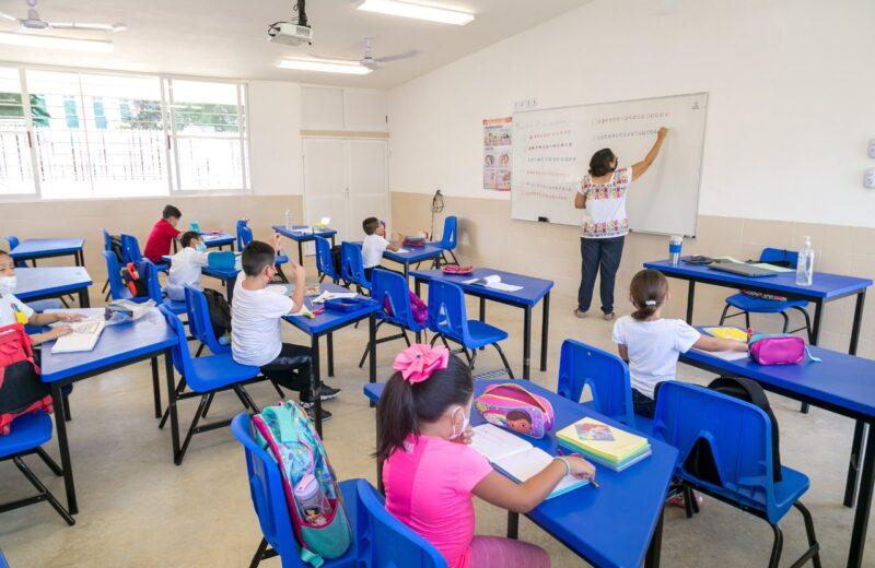 Hay Covid en escuelas, pero ha sido mínimo: Liborio Vidal