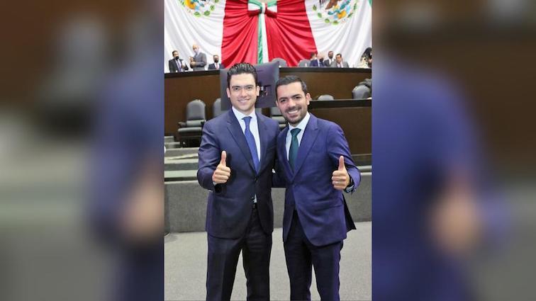 Elías Lixa, nuevo vicecoordinador de diputados del PAN