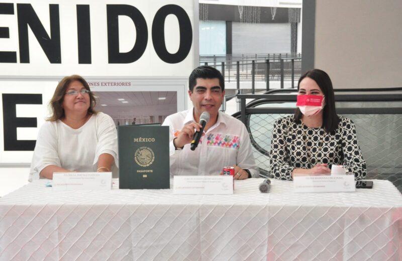 Oficina de Pasaportes en Mérida estrenará oficinas en diciembre