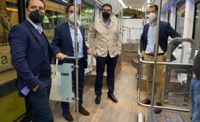 Vila Dosal visita empresas españolas líderes en materia de transporte y movilidad
