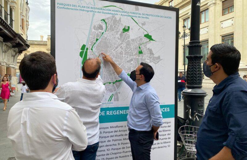 Sevilla y Mérida, en acciones para una movilidad sustentable
