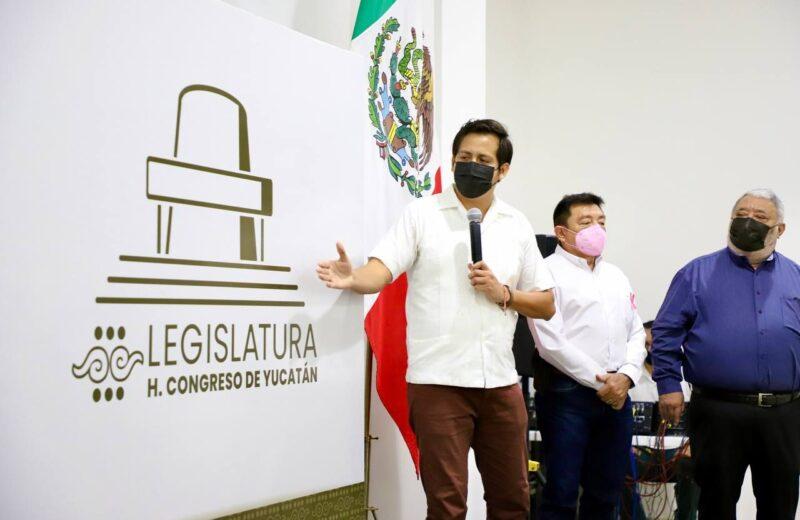 Estrena logotipo el Congreso del Estado