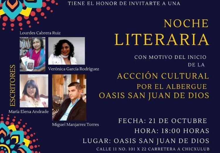 Acción Cultural pro albergue Oasís San Juan de Dios